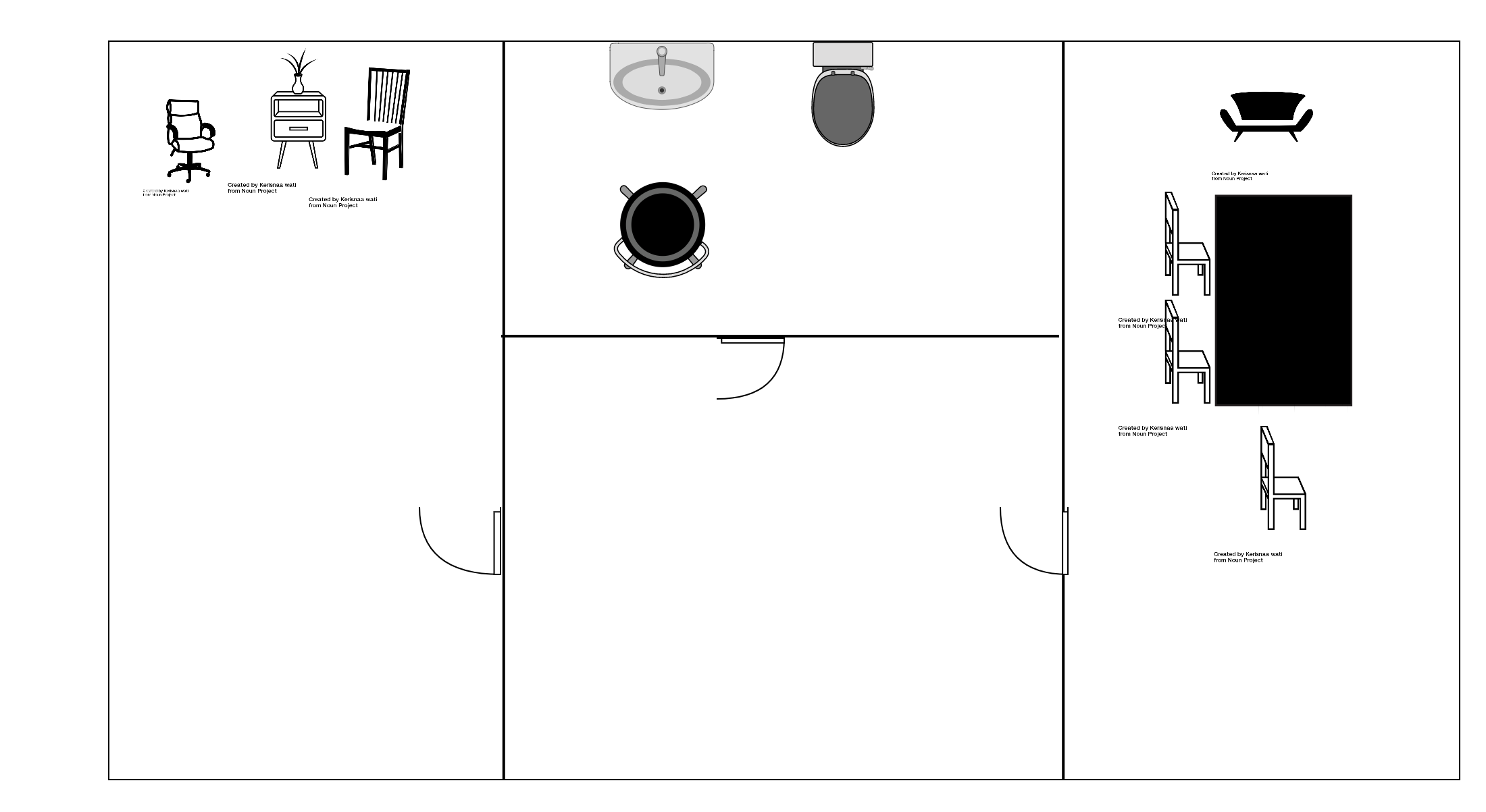 How To Draw A Floorplan Gliffy