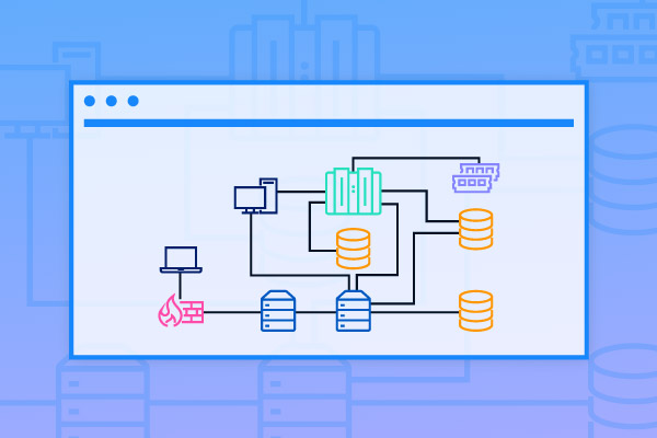 Creating Network Diagram Using Gliffy Online Manual Guide